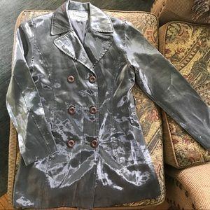 Vintage Silver Jacket